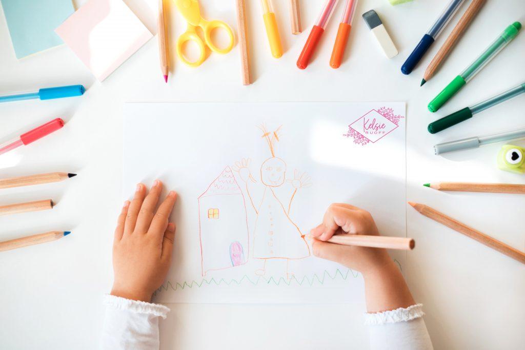 Children's Gratitude Journal Header Image