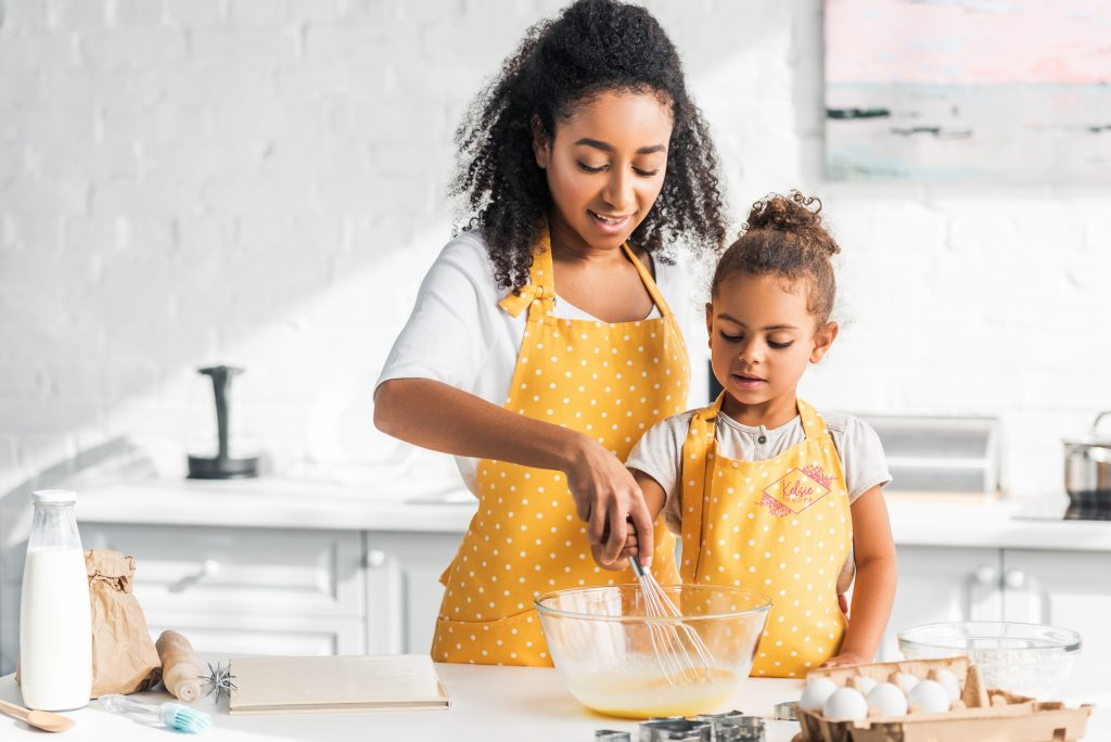 Get Your Kids Involved in the Kitchen