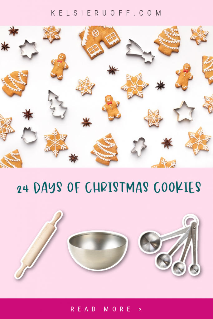 24 Days of Cookies Pin