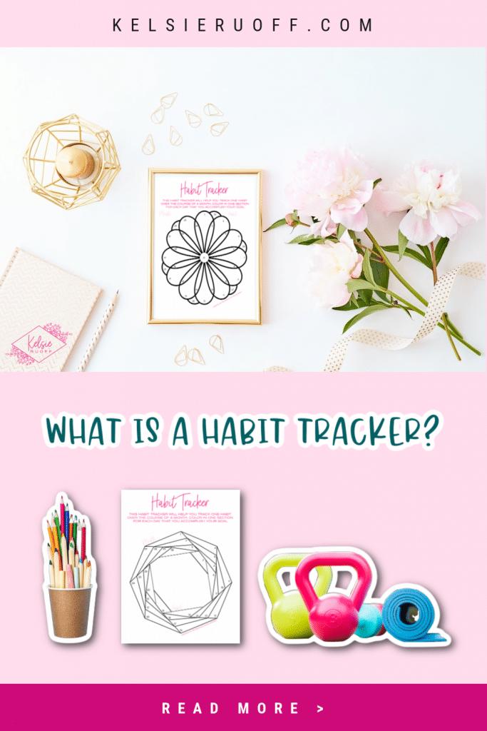 Habit Tracker Pin