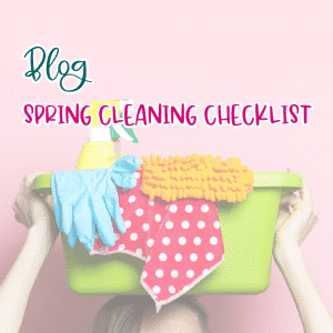 Spring Cleaning Checklist Preview